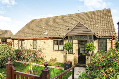 Gulway Mead, Tatworth, Chard. 3 bedroom detached bungalow