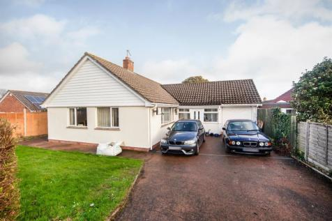 Highfield, Taunton. 3 bedroom detached house for sale