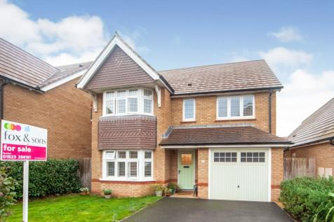 Rossiter Close, Bathpool, Taunton. 4 bedroom detached house for sale