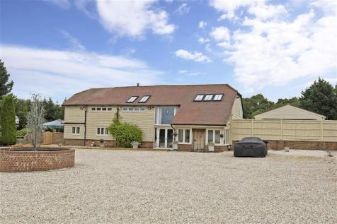 Bolney Road, Cowfold, Horsham, West Sussex. 6 bedroom detached house for sale