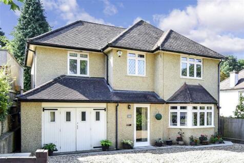 Shirley Church Road, Shirley, Croydon, Surrey. 4 bedroom detached house