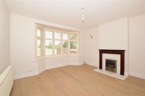 Reigate Avenue, Sutton, Surrey. 3 bedroom detached house