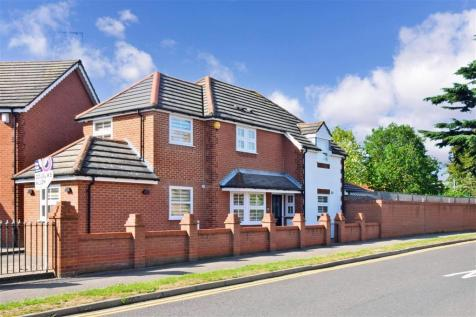 Harrow Close, Hornchurch, Essex. 4 bedroom detached house for sale