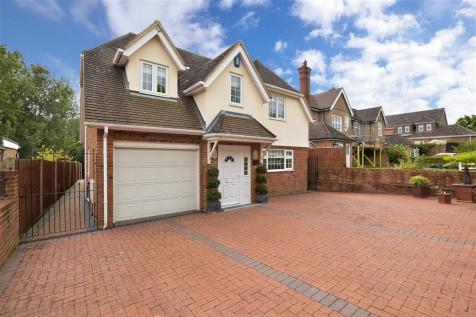 Ashford Road, Bearsted, Maidstone, Kent. 3 bedroom detached house for sale