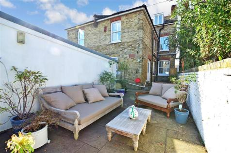 West Cliff Road, Broadstairs, Kent. 6 bedroom semi-detached house for sale