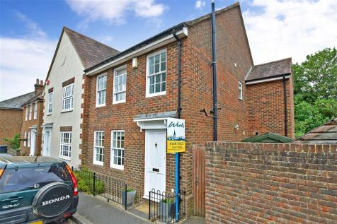 The Green, Chartham, Canterbury, Kent. 3 bedroom semi-detached house