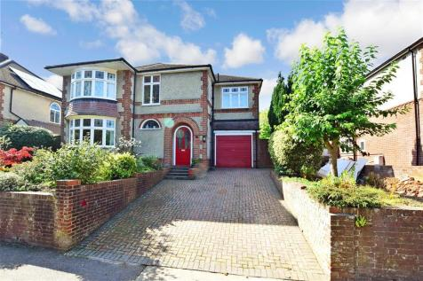 Lewisham Road, Dover, Kent. 4 bedroom detached house