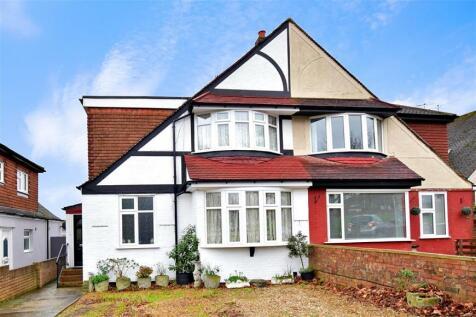 Locarno Avenue, Gillingham, Kent. 3 bedroom semi-detached house
