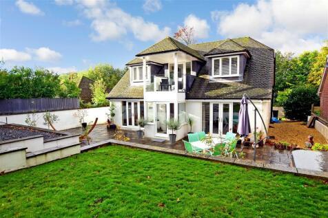 Braypool Lane, Patcham, Brighton, East Sussex. 5 bedroom detached house for sale