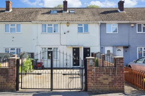 Finchdean Road, Havant, Hampshire. 4 bedroom terraced house