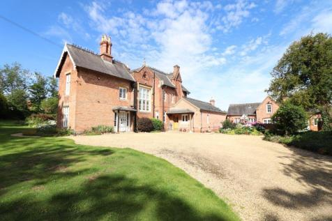 OLD DALBY, MELTON MOWBRAY. 6 bedroom detached house for sale
