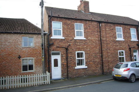 Front Street, Laxton, Nr Howden, DN14 7TS. 2 bedroom terraced house