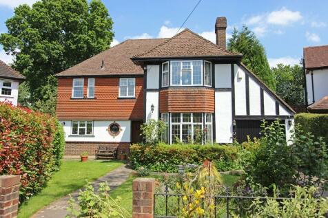Highwold, Chipstead. 4 bedroom detached house