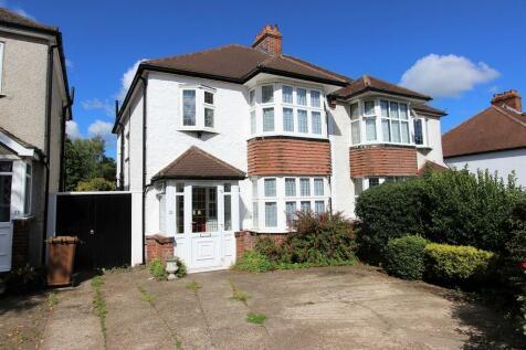 Wilmot Way, Banstead. 3 bedroom semi-detached house
