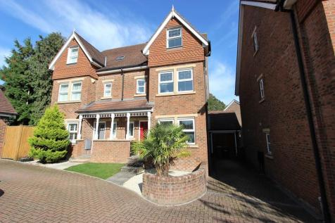 Water Mead, Chipstead. 3 bedroom semi-detached house for sale