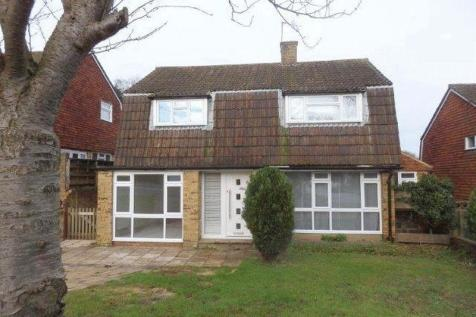 Treadwell Road, Epsom. 3 bedroom detached house
