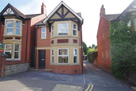Kingshill Road, Old Town, Swindon, Wiltshire, SN1. 4 bedroom detached house for sale