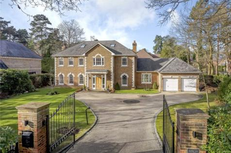St. Mary's Road, Ascot, Berkshire. 5 bedroom detached house for sale
