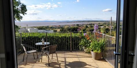 Panoramic sea views in Kewstoke. 4 bedroom detached house for sale