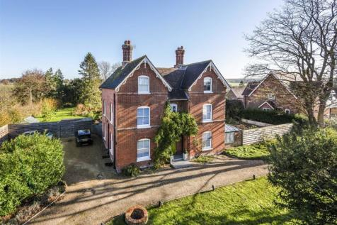 High Street, Littleton Panell. 7 bedroom detached house for sale