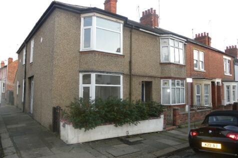 Glasgow Street, Northampton. 1 bedroom semi-detached house