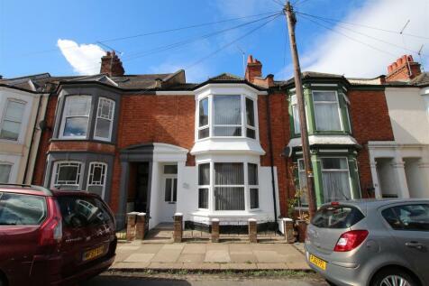 Lutterworth Road, Northampton. 1 bedroom terraced house