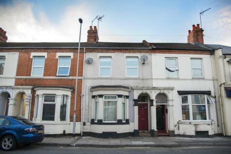 Abington Avenue, Northampton. 1 bedroom terraced house