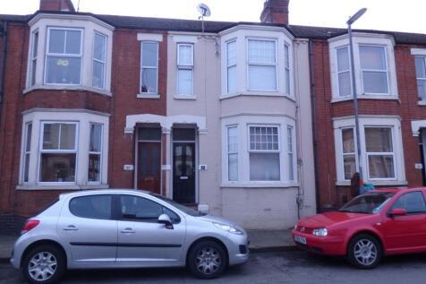 Southampton Road, Northampton. 1 bedroom terraced house