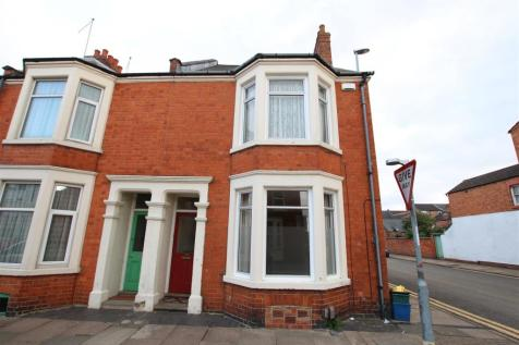 Cedar Road, Northampton. 4 bedroom terraced house