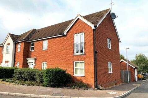 Conqueror Drive, Gillingham. 1 bedroom flat