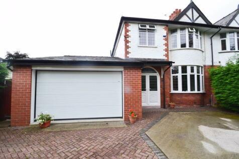 Hill Road, Preston. 3 bedroom detached house