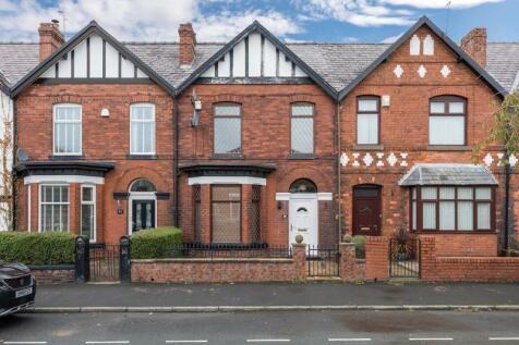 Swinley Lane, Wigan, WN1 2EB. 4 bedroom terraced house