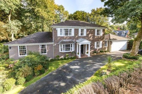 The Woodlands, Haigh, WN1 2NR. 4 bedroom detached house for sale
