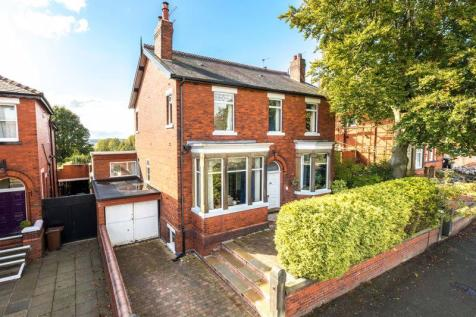 Wigan Lane, Higher Whitley, WN1 2RB. 5 bedroom detached house for sale