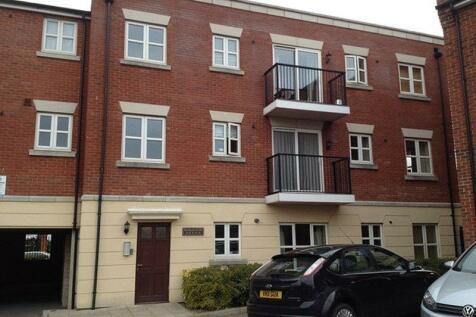 Brookbank Close, Cheltenham. 2 bedroom ground floor flat