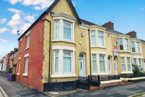 Connaught Road, Kensington, Liverpool. 4 bedroom terraced house