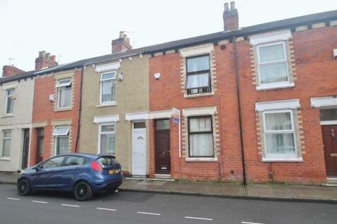 Haddon Street, Middlesbrough. 2 bedroom terraced house