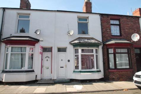 Meath Street, Middlesbrough. 2 bedroom terraced house