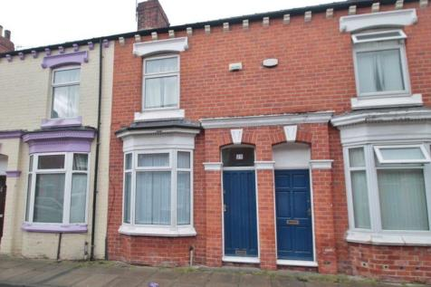 Laurel Street, Middlesbrough. 2 bedroom terraced house