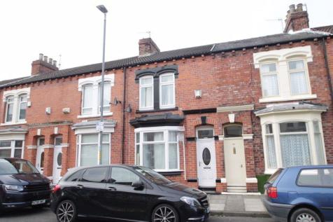 Abingdon Road, Middlesbrough. 3 bedroom terraced house for sale