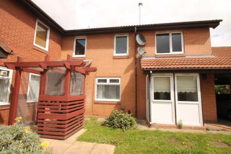 Elder Court, Middlesbrough. 2 bedroom flat