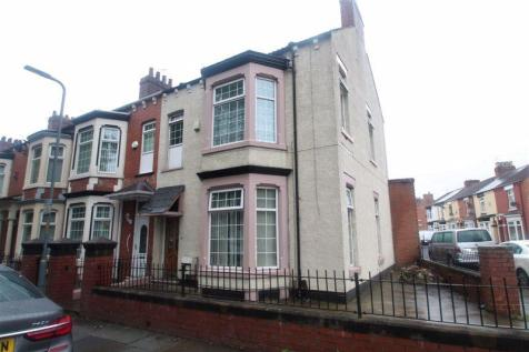Croydon Road, Middlesbrough. 6 bedroom end of terrace house for sale