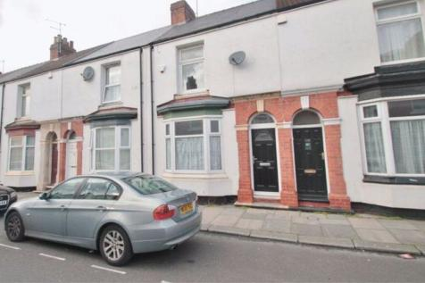 Princes Road, Middlesbrough. 3 bedroom terraced house