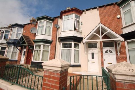 Ayresome Street, Middlesbrough. 3 bedroom terraced house