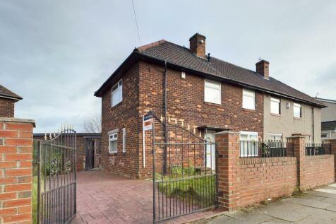 Brandon Road, Thorntree. 3 bedroom semi-detached house