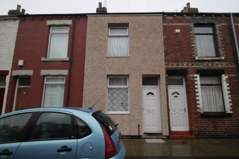 Peel Street, Middlesbrough. 2 bedroom terraced house for sale
