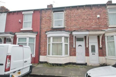 Worcester Street, Middlesbrough. 3 bedroom terraced house