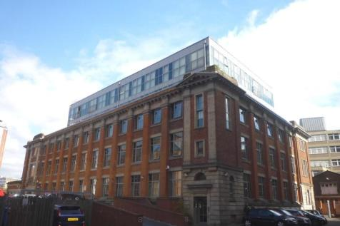 Junior Street, Leicester, LE1. 2 bedroom flat