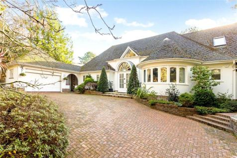 Canford Cliffs, Poole, Dorset, BH13. 5 bedroom detached house for sale
