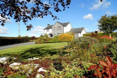Rhos, Llangeler. 4 bedroom detached house for sale